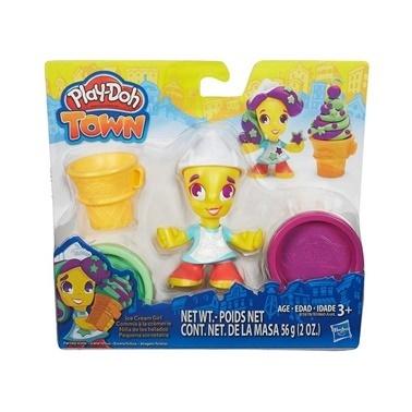 Play-Doh Play-Doh Town Figür Renkli
